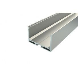 Профиль накладной алюминиевый 5032-2, 2 м REXANT