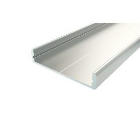 Профиль накладной алюминиевый 3307-2 2 м REXANT