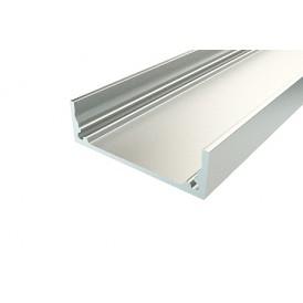 Профиль накладной алюминиевый 3510-2 2 м REXANT