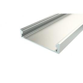 Профиль накладной алюминиевый 5010-2 2 м REXANT