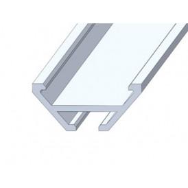 Профиль угловой алюминиевый 1515-2,  2 м REXANT