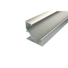 Профиль угловой алюминиевый 3333-2 2 м REXANT