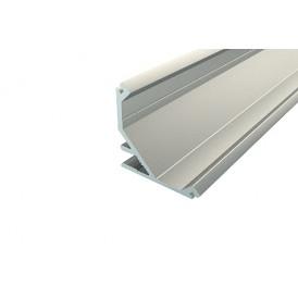 Профиль угловой алюминиевый 1717-T-2, 2 м REXANT