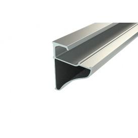 Профиль для полок накладной алюминиевый 3545-2, 2 м REXANT