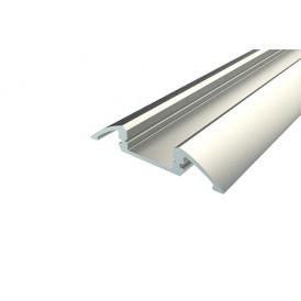 Профиль для порогов алюминиевый 3606-2, 2 м REXANT
