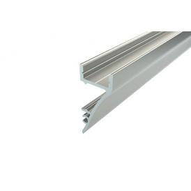 Профиль для стен накладной алюминиевый 3616-2, 2 м REXANT