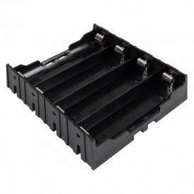 Батарейный отсек 4х18650 Li-ion (на плату)