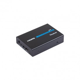 Приёмник сигнала HDMI по витой паре LAN (RJ-45) кат. 5е/6 REXANT