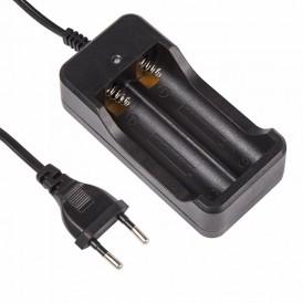 Универсальное зарядное устройство для Li-ion аккумуляторов 18650 PROconnect