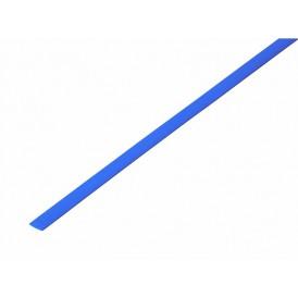 Термоусаживаемая трубка REXANT 3,5/1,75 мм, синяя, упаковка 50 шт. по 1 м