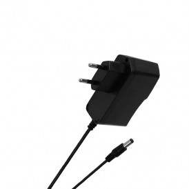 Источник питания 110-220 V AC/5 V DC 2 А 10 W с DC разъемом подключения 5.5х2.1, без влагозащиты (IP23)