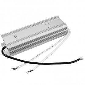 Источник питания 110-220 V AC/12 V DC 12,5 А 150 W с проводами влагозащищенный (IP67)