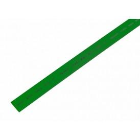 Термоусаживаемая трубка REXANT 12,0/6,0 мм, зеленая, упаковка 50 шт. по 1 м