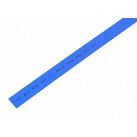 Термоусаживаемая трубка REXANT 12,0/6,0 мм, синяя, упаковка 50 шт. по 1 м