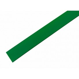 Термоусаживаемая трубка REXANT 19,0/9,5 мм, зеленая, упаковка 10 шт. по 1 м