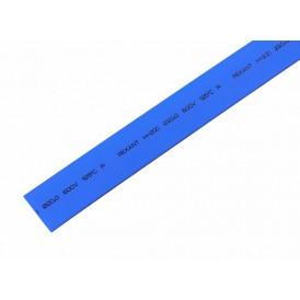 Термоусаживаемая трубка REXANT 20,0/10,0 мм, синяя, упаковка 10 шт. по 1 м