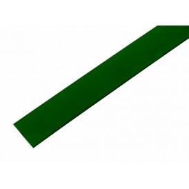 Термоусаживаемая трубка REXANT 22,0/11,0 мм, зеленая, упаковка 10 шт. по 1 м