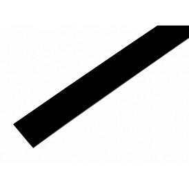 Термоусаживаемая трубка REXANT 22,0/11,0 мм, черная, упаковка 10 шт. по 1 м