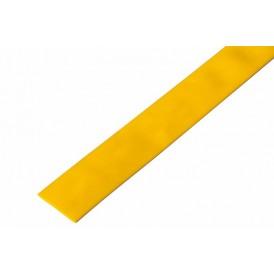 Термоусаживаемая трубка REXANT 30,0/15,0 мм, желтая, упаковка 10 шт. по 1 м