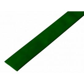 Термоусаживаемая трубка REXANT 30,0/15,0 мм, зеленая, упаковка 10 шт. по 1 м