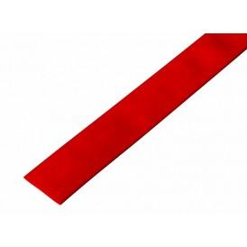 Термоусаживаемая трубка REXANT 30,0/15,0 мм, красная, упаковка 10 шт. по 1 м