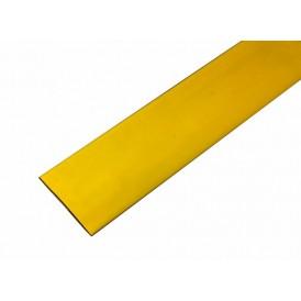Термоусаживаемая трубка REXANT 35,0/17,5 мм, желтая, упаковка 10 шт. по 1 м