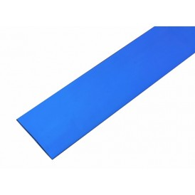 Термоусаживаемая трубка REXANT 35,0/17,5 мм, синяя, упаковка 10 шт. по 1 м