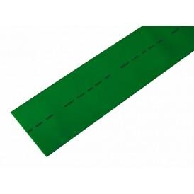 Термоусаживаемая трубка REXANT 50,0/25,0 мм, зеленая, упаковка 10 шт. по 1 м