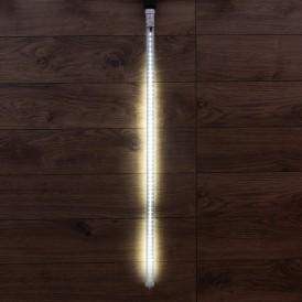 Сосулька светодидная 100 см, 220V, e27, двухсторонняя, 60х2 диодов, цвет диодов белый  | 256-163 | NEON-NIGHT