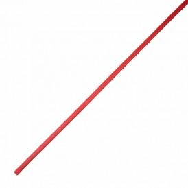 Термоусаживаемая трубка клеевая REXANT 12,0/4,0 мм, красная, упаковка 10 шт. по 1 м
