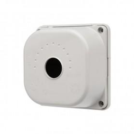 Коробка монтажная для камер видеонаблюдения 130х130х55 мм REXANT