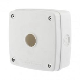 Коробка монтажная для камер видеонаблюдения 140х140х66 мм REXANT