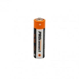 Солевая батарейка АА (R6P) PROconnect