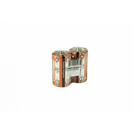 Солевая батарейка D (R20) PROconnect