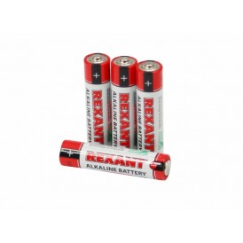 Алкалиновая батарейка AAA/LR03 1,5 V 4 шт. блистер