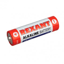 Алкалиновая батарейка AA/LR6 1,5 V 12 шт. REXANT