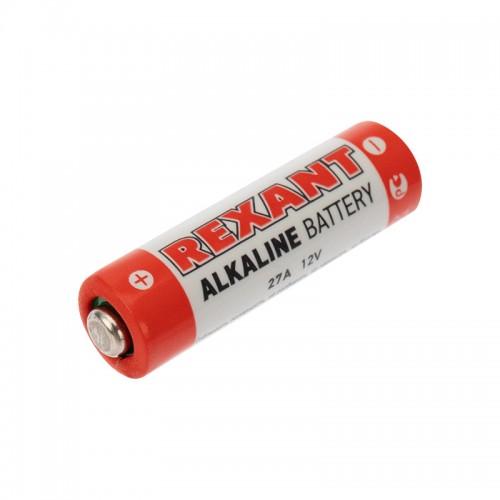 Батарейка 27 A 12 V 5 шт. блистер REXANT