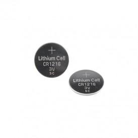 Литиевые батарейки CR1216 5 шт. 3 V 25 mAh блистер REXANT