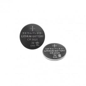 Литиевые батарейки CR2025 5 шт. 3 V 160 mAh блистер