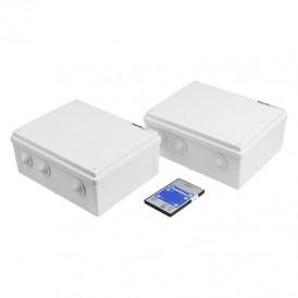 Контроллер для Белт-лайта 230 В, 3520Вт 16 кан. х 1 А, ДУ IP54| 332-118| NEON-NIGHT