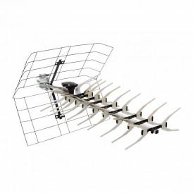 ТВ антенна наружная «Активная» для цифрового ТВ DVB-T2, RX-413-1 REXANT