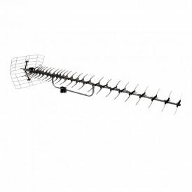 ТВ антенна наружная «Активная» для цифрового ТВ DVB-T2, RX-415-1 REXANT