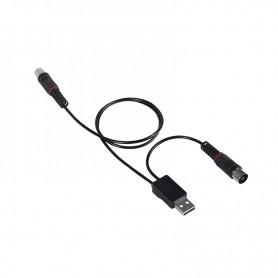 USB инжектор питания для активных антенн RX-455 REXANT