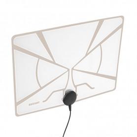 Антенна комнатная «Активная» для цифрового телевидения DVB-T2, Ag-709 REXANT