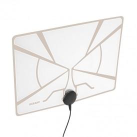 Антенна комнатная «Активная» с USB питанием, для цифрового телевидения DVB-T2, Ag-711 REXANT