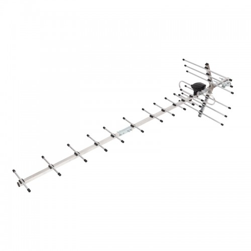Антенна наружная «Активная» для цифрового ТВ DVB-T2, RX-406-DEF REXANT