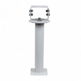 Кронштейн для камер видеонаблюдения REXANT с поворотной площадкой, труба 5,1 см, 30 см