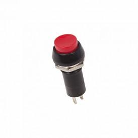 Выключатель-кнопка  250V 1А (2с) ON-OFF  красная  REXANT