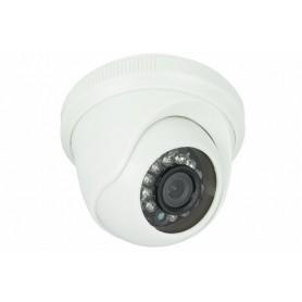 Купольная камера AHD 1.0Мп (720P), объектив 3.6 мм., ИК до 20 м.