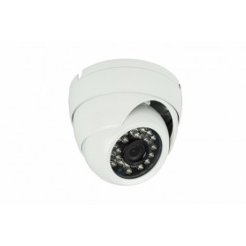 Купольная уличная камера AHD 1.0Мп (720P), объектив 3.6 мм., ИК до 20 м.